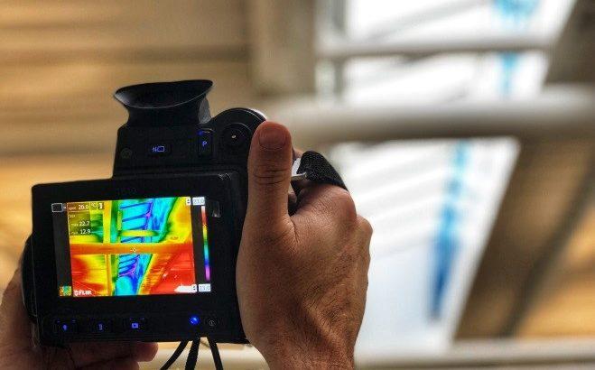 Thermal Imaging Heat Loss Surveys in London