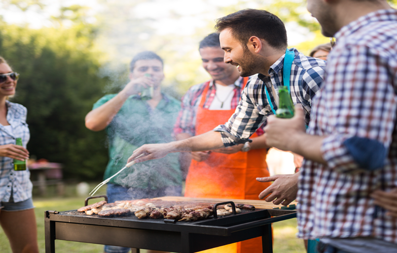 Furniture and BBQ Sales Sore in UK