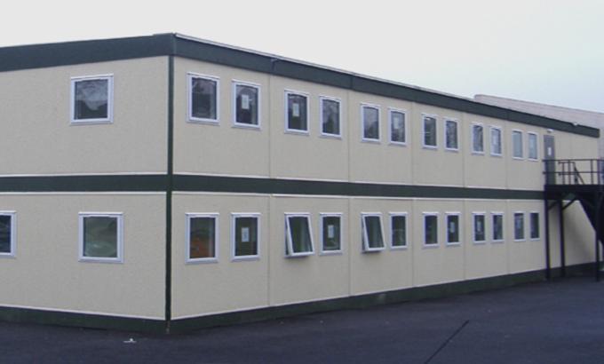 Acrol Modular Portable & Temporary Classrooms