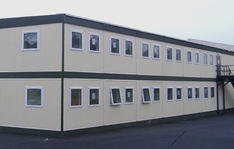 Acrol Modular Portable & Temporary Classrooms