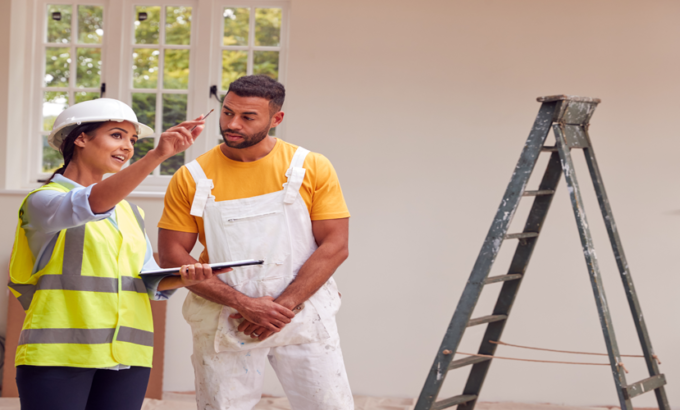 Female Tradespeople In The UK
