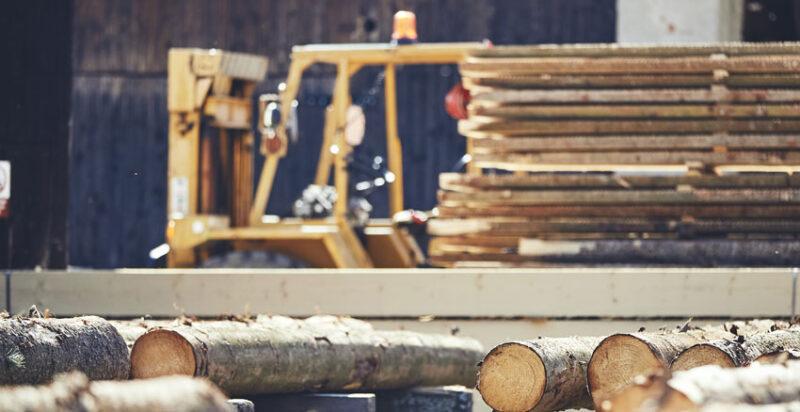 Timber Shortage Due to 'Unprecedented' Demand